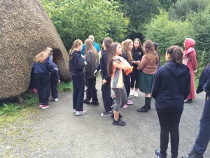 Exploring a Neolithic House