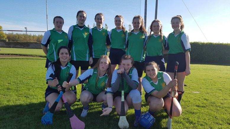 Our Senior Camogie Team