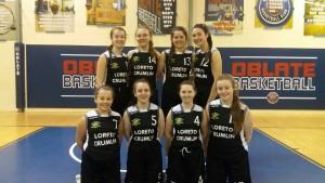 U-19 Basketball team pic