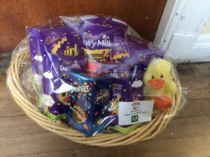 Permalink to:Easter Raffle Winners