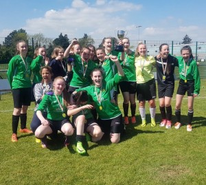 Permalink to:Soccer: Leinster Cup Champions