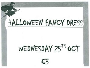 Permalink to:Fancy Dress Day – 25th October