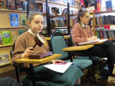 Timekeeping and adjudicating at the Inter-Loreto debates