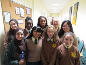 An image of all those who got involved in the Inter-Loreto Debating