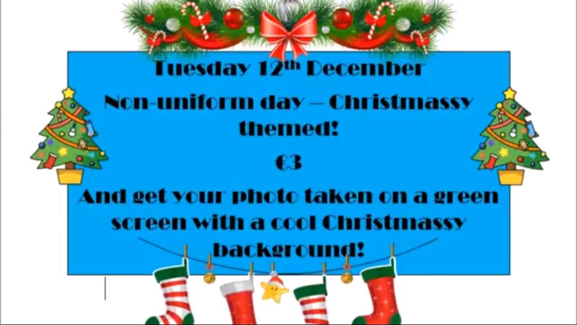 Christmas Fundraiser.Christmas Fundraiser 2017 Loreto College Crumlin Road