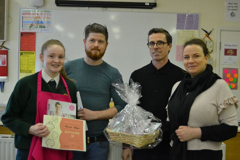 Rachel Maher, Senior Bake-off winner