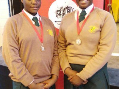 Ekenna and Ifunanya Chukwuewuzie