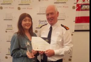 Permalink to:Erica Kiernan – Garda Youth Award Winner