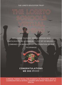 Permalink to:Loreto Virtual Camino Challenge