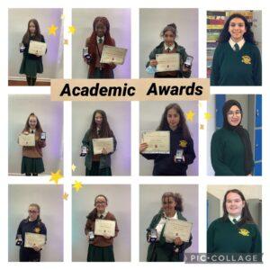 TAP Academic Award Winners